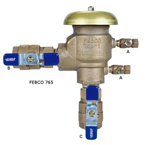 FEBCO 765 Backflow Device