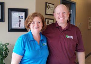 Howard and Tina Kucera of Nature's Helper