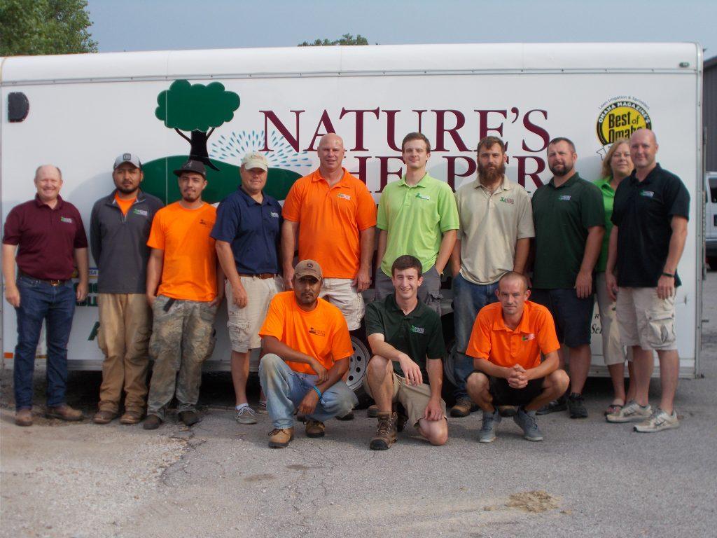 Nature's Helper Service Technicians 2018
