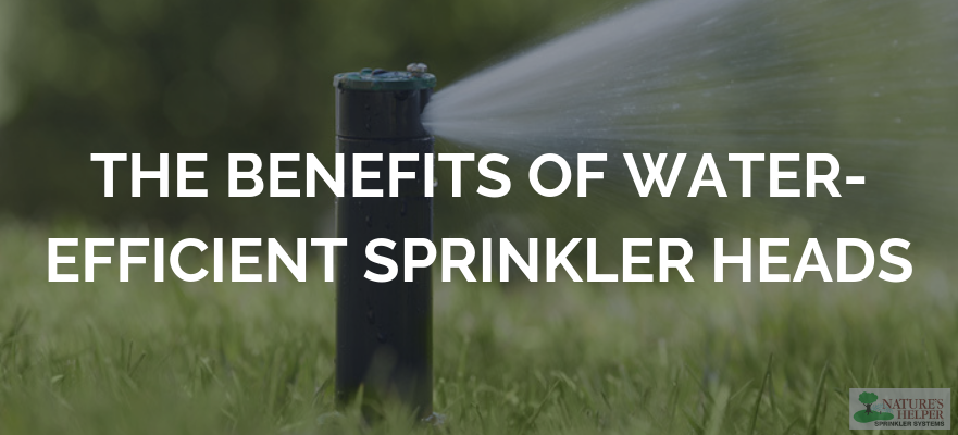 The Benefits of Water-Efficient Sprinkler Heads